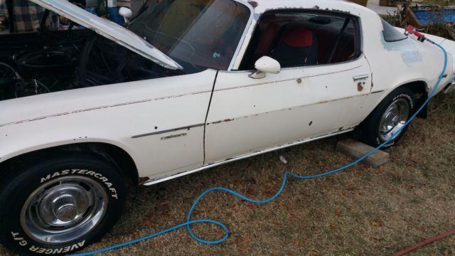 1976 CAMARO 3 SPEED NUMBERS MATCHING for sale - Chevrolet Camaro