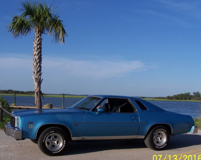 1976 Chevrolet Chevelle Malibu Classic 400 Sbc For Sale