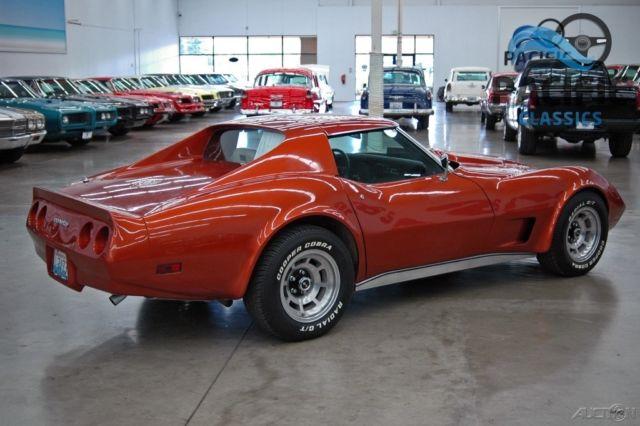 1976 chevrolet corvette 383 stroker turbo 350 for sale. Black Bedroom Furniture Sets. Home Design Ideas