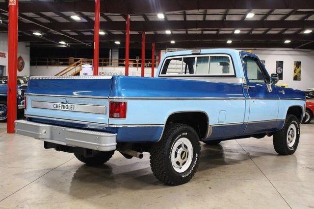 1976 Chevrolet K