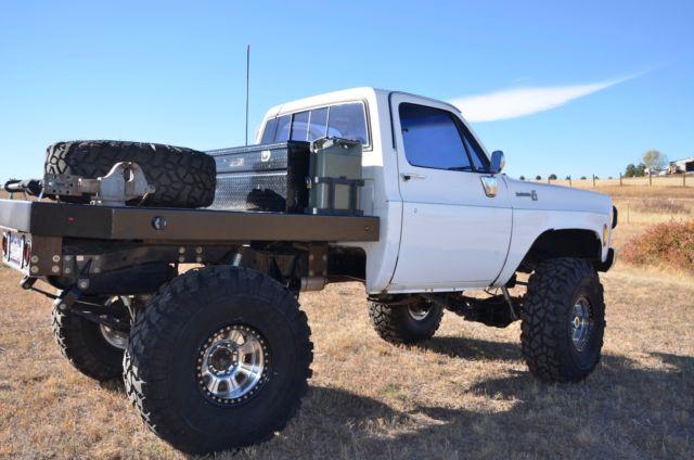 Chevy Rock Crawler : Chevrolet k rock crawler for sale c