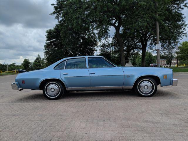 1976 Chevy Chevelle Malibu Classic 4 door LOW MILES ...