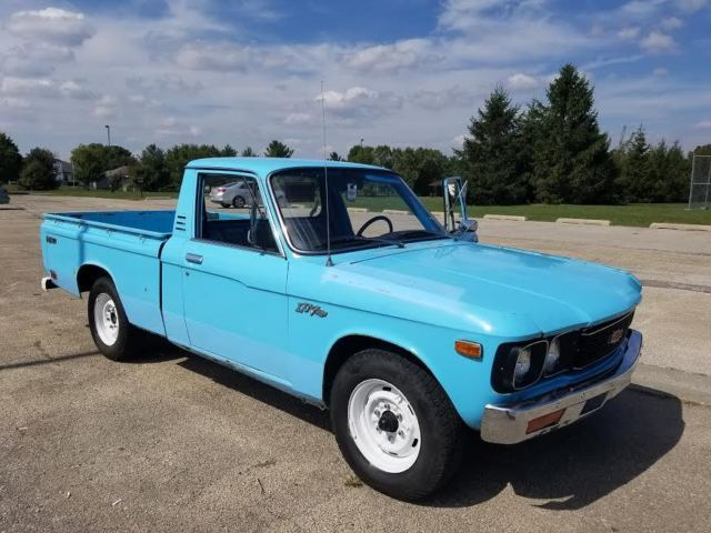 1976 chevy luv mikado 4500 miles on rebuild for sale chevrolet other 1976 for sale in. Black Bedroom Furniture Sets. Home Design Ideas