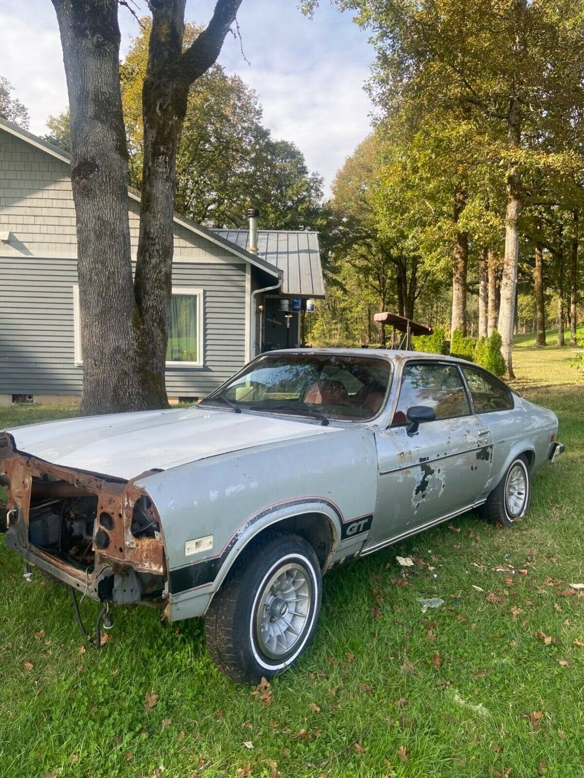 1976 chevy vega gt for sale chevrolet vega 1976 for sale. Black Bedroom Furniture Sets. Home Design Ideas