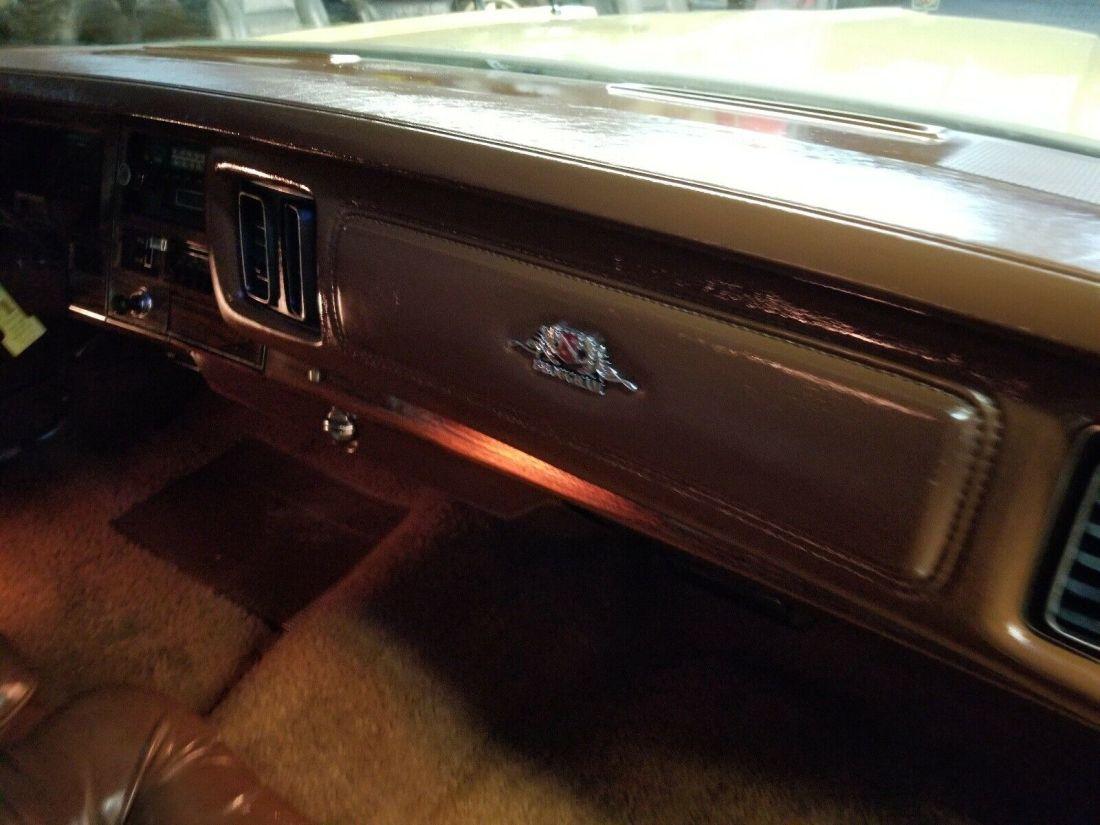 1976 Chrysler New Yorker Sedan Brown RWD Automatic luxury ...