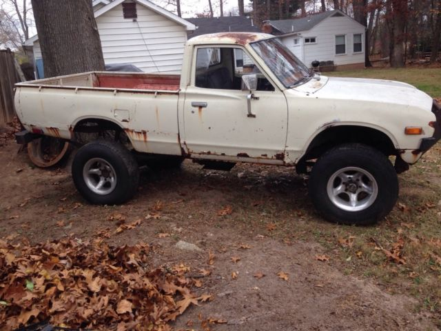1976 datsun 620 4x4 pickup great project truck washington dc area for sale datsun other