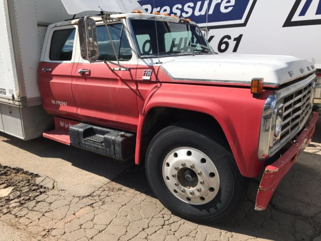 1976 Ford F 750 Car Hauler For Sale Ford Other 1976 For