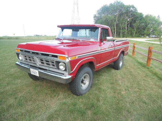 1976 ford f150 4x4 shortbox ranger lariet edition 17000 on new 390 engine 4 spd for sale ford. Black Bedroom Furniture Sets. Home Design Ideas