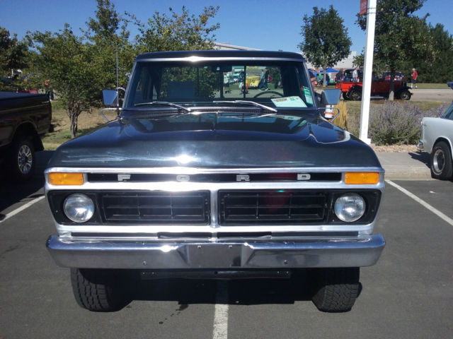 ford f250 manual transmission for sale