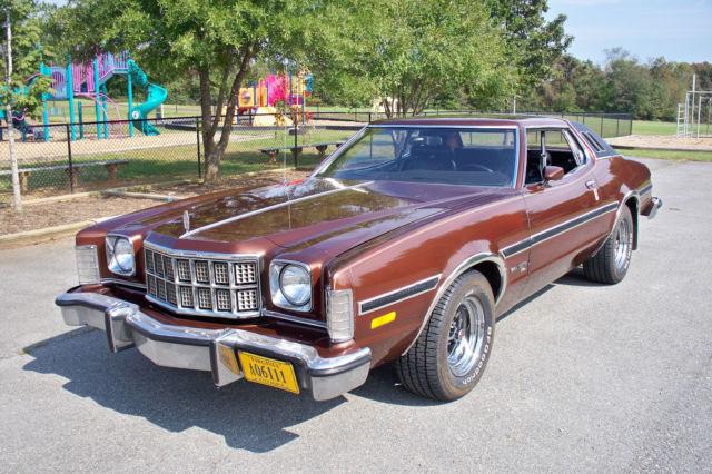1976 ford gran torino elite 41 000 orig miles no. Black Bedroom Furniture Sets. Home Design Ideas