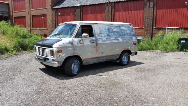 Chevrolet Of Wooster >> 1976 G10 Van for sale - Chevrolet G20 Van 1976 for sale in Wooster, Ohio, United States