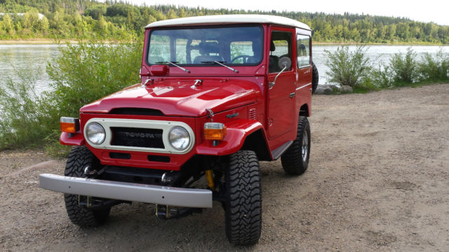 1976 Land Cruiser FJ40 for sale - Toyota Land Cruiser 1976
