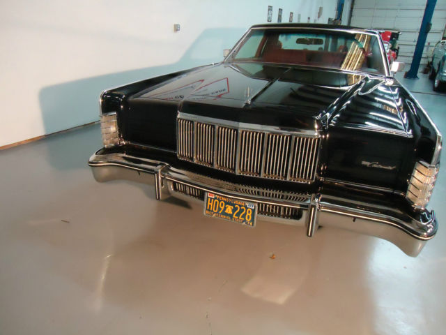 1976 lincoln continental 2 door 7 5l for sale lincoln continental 1976 for. Black Bedroom Furniture Sets. Home Design Ideas