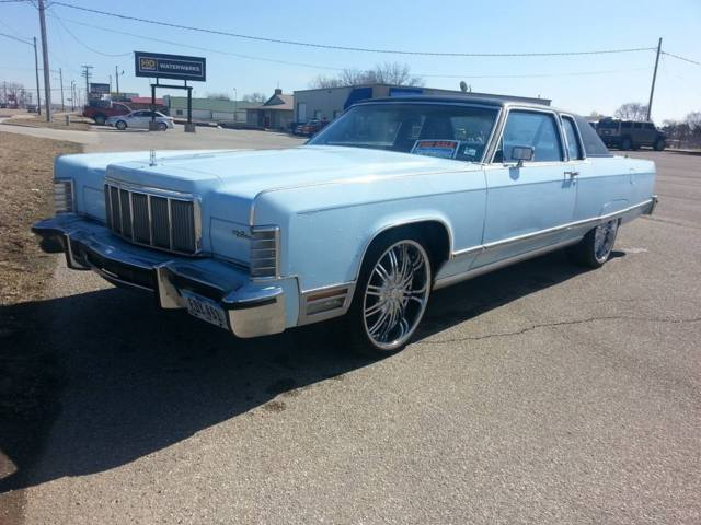 1976 lincoln town coupe for sale lincoln town car 1976. Black Bedroom Furniture Sets. Home Design Ideas