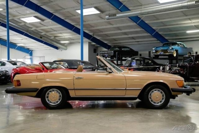 1976 mercedes 450sl auto convertible 2 tops all sl for What country makes mercedes benz cars