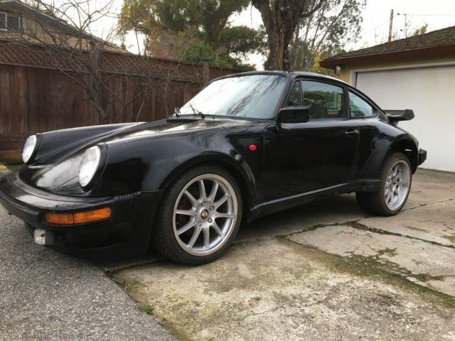 1976 Porsche 911 930 For Sale: 1976 Porsche 930 Turbo Tribute, Great Project No Rust Ever