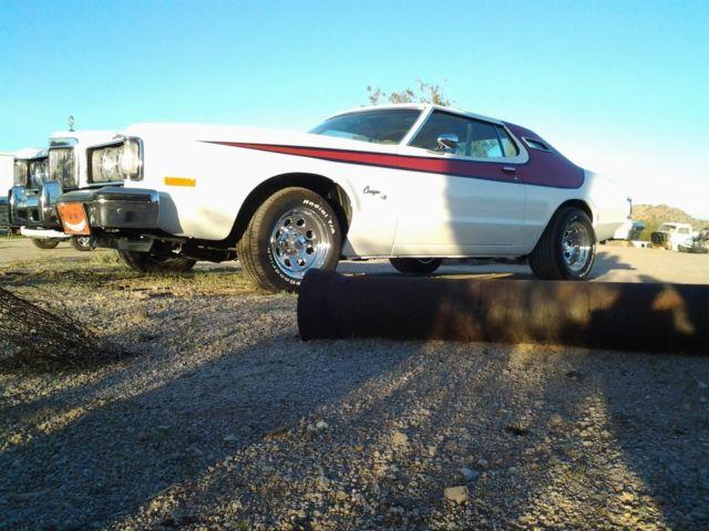 1976 starasky and hutch cougar not torino hot rod rat rod ...