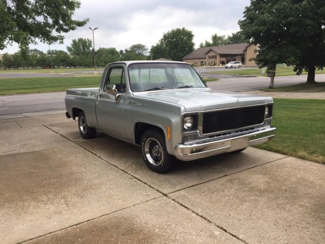 1977 Chevrolet C 10 Short Bed C10 Chevy Performace Crate