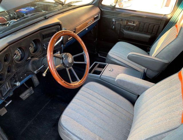 1977 Chevrolet C10 6 0L L96 4L80 Fitech Ultimate LS for sale
