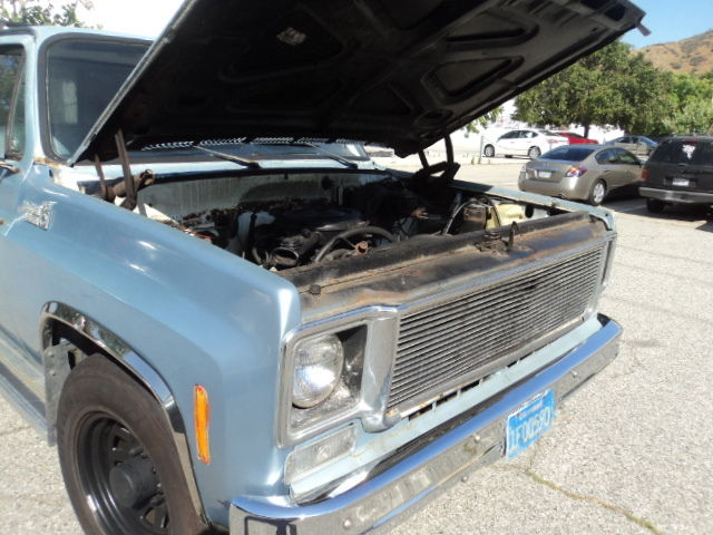 1977 Chevrolet C/K 20 Series C20 3/4 ton 2WD Pickup Truck with