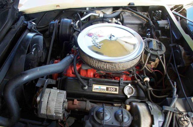 1977 chevrolet corvette ps pb ac auto trans 350 crate engine for sale chevrolet corvette 1977. Black Bedroom Furniture Sets. Home Design Ideas