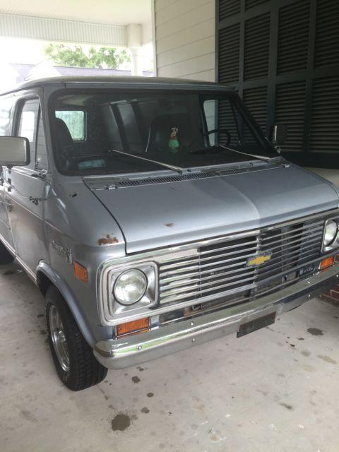 4da427b5f2ff23 1977 Chevrolet G20 Van Chevy Shorty for sale - Chevrolet G20 Van 1977 for  sale in Pascagoula