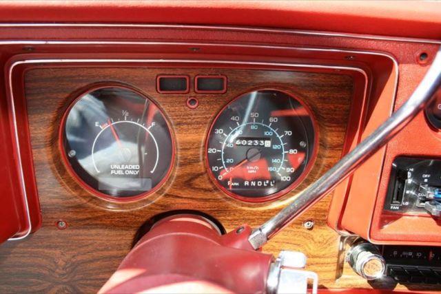 Chevrolet Monte Carlo S