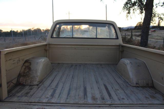 1977 chevy c10 short bed fleetside no reserve all original patina 1970 Chevy Truck Long Bed prevnext