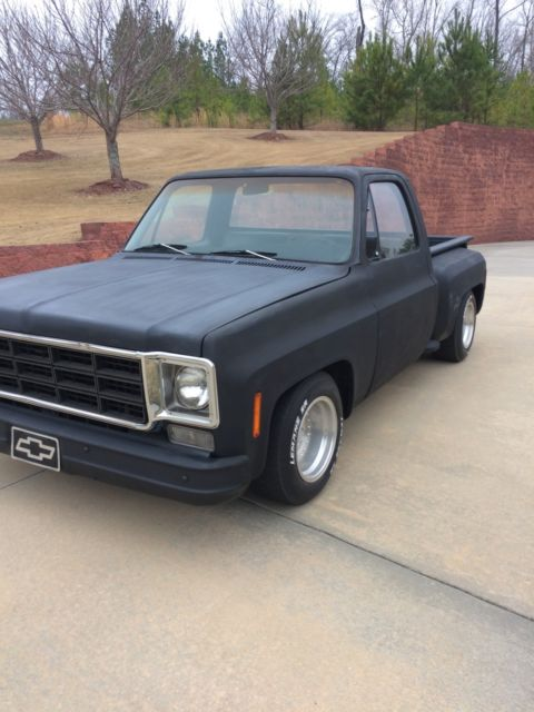 1977 chevy c10 stepside pickup for sale chevrolet c 10 stepside 1977 for sale in oxford. Black Bedroom Furniture Sets. Home Design Ideas