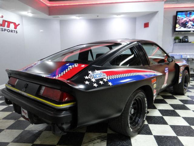 Windy City Motorsports >> 1977 Chevy Monza Spyder 2+2 V8 63k Miles IMSA Roadrace Widebody Tribute Rare WOW for sale ...