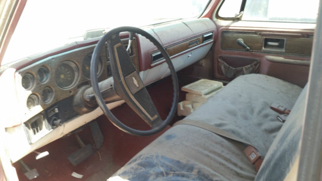 77 chevy truck doors