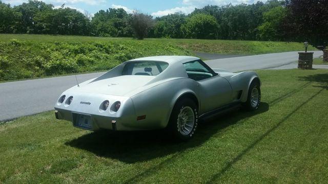 1977 Corvette Rare Color bination 4 Speed for sale