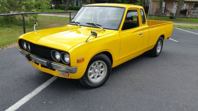1977 Datsun 620 King Cab 5 speed for sale - Datsun Other ...