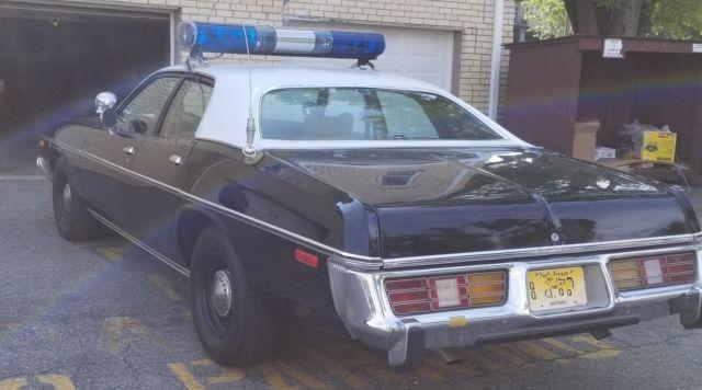 1977 Dodge Monaco California Highway Patrol Car for sale