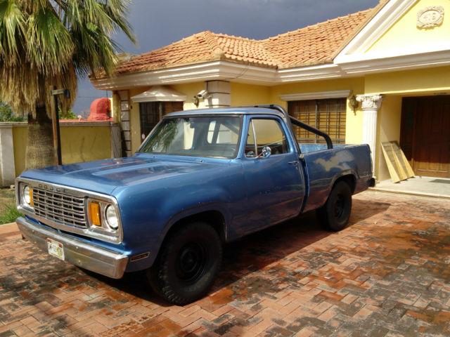 1977 dodge pickup d100 6 cylinders engine 225 for sale for Dodge motors for sale