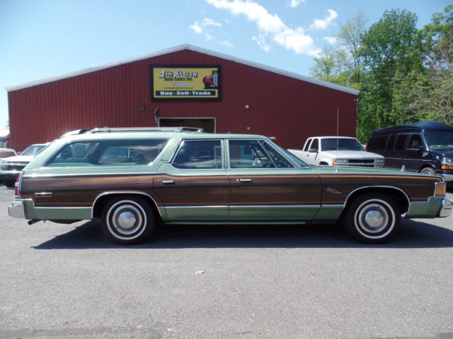 210146 1977 Dodge Royal Monaco Brougham Station Wagon 1 Owner Mopar Woody Mint on 1974 dodge power wagon