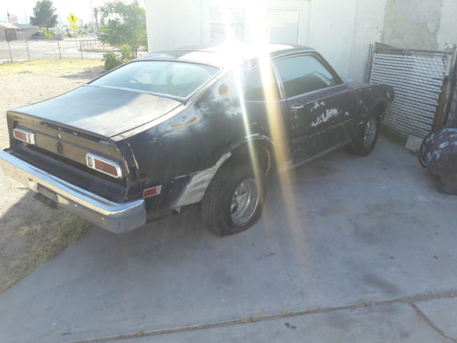 1977 ford maverick v8 great project classic muscle car in las vegas nv for sale ford. Black Bedroom Furniture Sets. Home Design Ideas