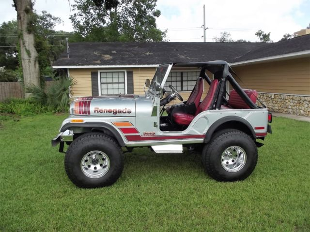1977 jeep cj5 304 v 8 4 speed 4x4 for sale jeep cj cj5. Black Bedroom Furniture Sets. Home Design Ideas