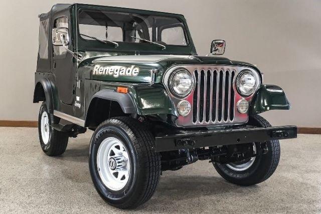 1977 jeep cj5 49 811 miles green 258 cu in 4 2 l i6 manual for sale jeep cj 1977 for sale. Black Bedroom Furniture Sets. Home Design Ideas