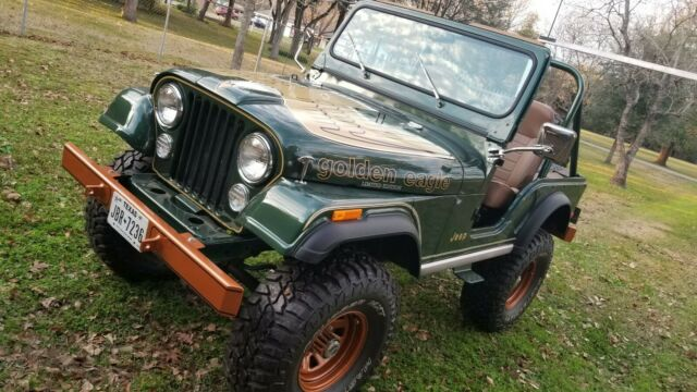 Jeep Soft Top Parts >> 1977 Jeep CJ5 Golden Eagle 304 V8 for sale - Jeep Wrangler CJ-5 1977 for sale in Highlands ...