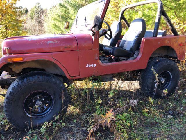 Jeep Cj7 Carburetor Upgrade