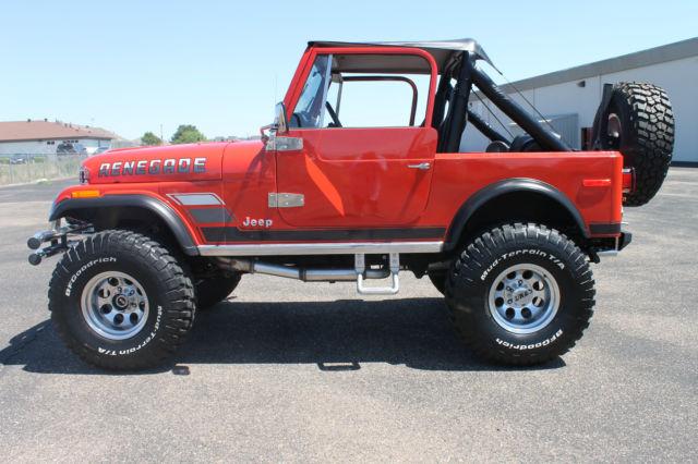 1977 Jeep CJ7 Renegade for sale - Jeep CJ CJ7 1977 for sale in ...