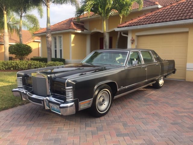 1977 Lincoln Continental Town Car for sale - Lincoln