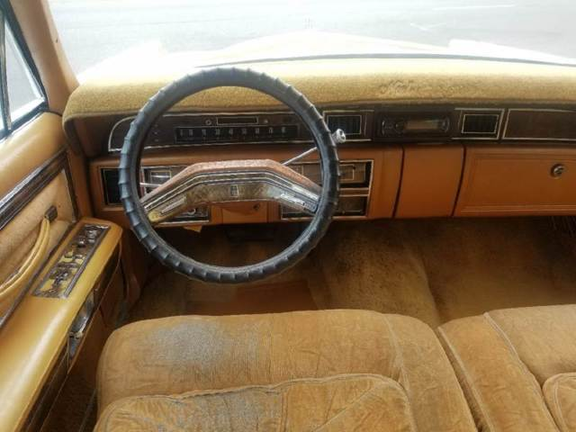 1977 lincoln continental town car runs and drives great sharp wow look for sale lincoln. Black Bedroom Furniture Sets. Home Design Ideas