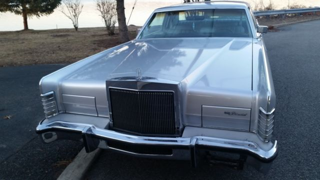 1977 Lincoln Town Car Coupe for sale - Lincoln Town Car