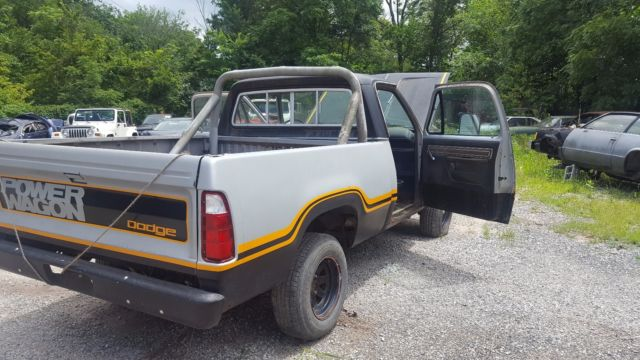 Macho Power Wagon on 1977 Dodge Power Wagon Macho