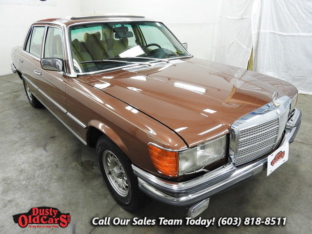 1977 mercedes benz 450 sel 6 9 for sale mercedes benz