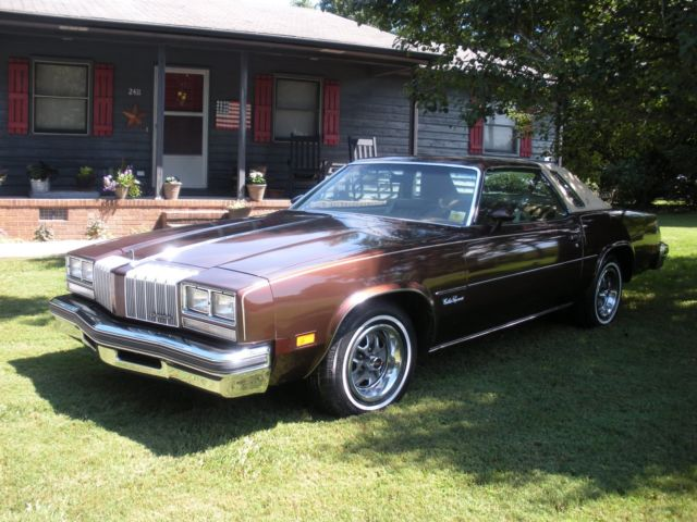 1977 Oldsmobile Cutlass Supreme Only 27k Actual Miles