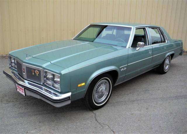 1977 oldsmobile ninety eight regency brougham 21k miles. Black Bedroom Furniture Sets. Home Design Ideas