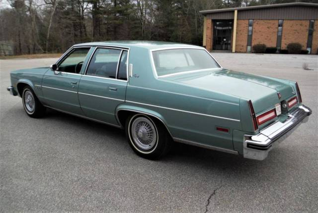 1977 Oldsmobile Ninety Eight Regency Brougham 21k Miles